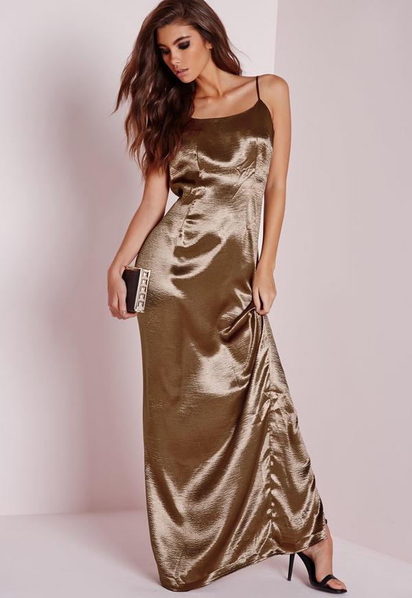 4a6cf0f08e Copper Maxi Dresses – fashion dresses