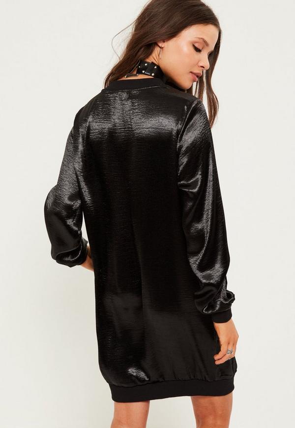 Black plus size dress sweater