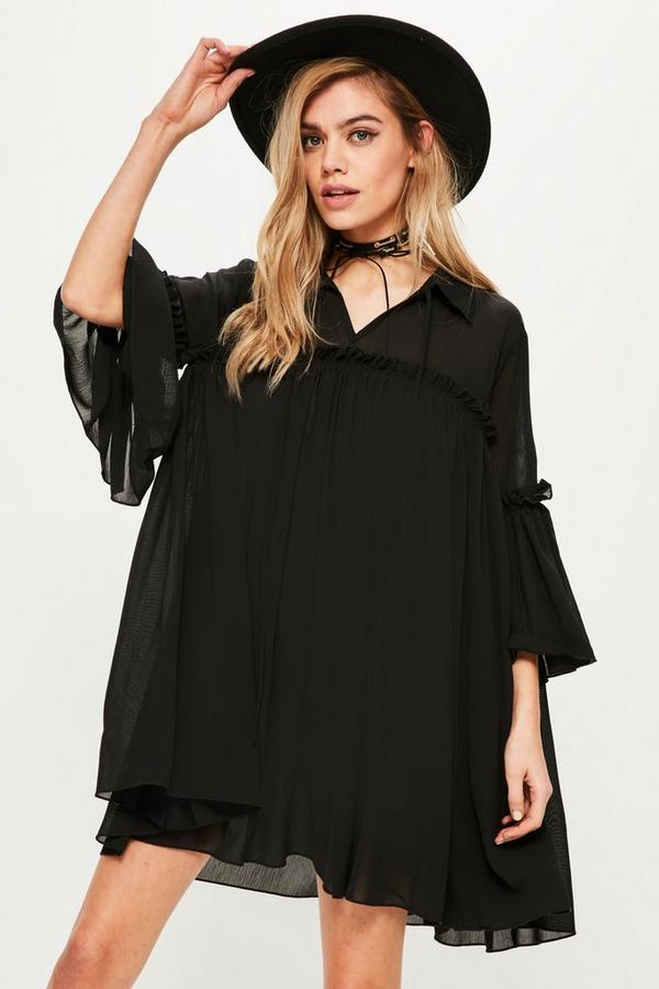 Shop for Gianni Bini Shae Smocked Chiffon Dress at atrociouslf.gq Visit atrociouslf.gq to find clothing, accessories, shoes, cosmetics & more. The Style of Your Life.