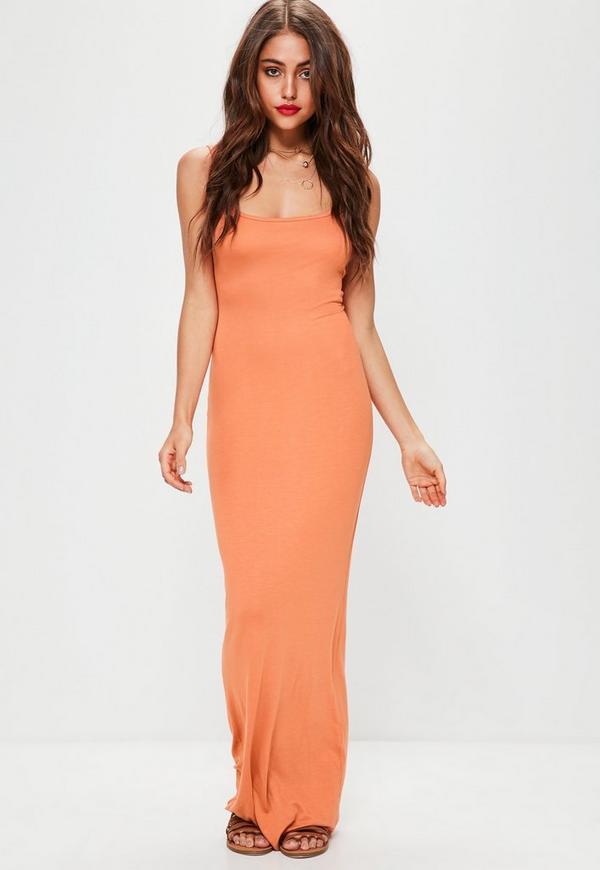 Schmuck zu orangenem kleid
