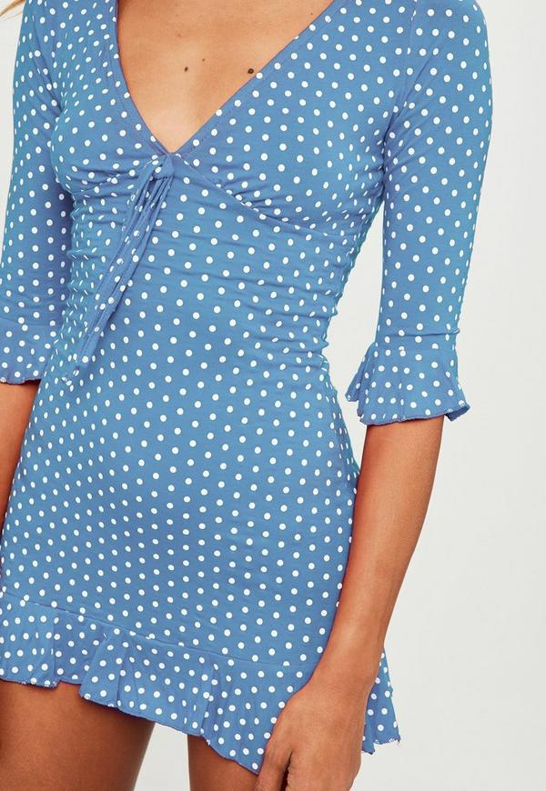 Find and save ideas about Polka dot dresses on Pinterest. | See more ideas about Polka dot clothing, Polka dot style and Polka dot fashion. Women's fashion. Polka dot dresses I want to wear a black or navy blue polka dot dress for my law school graduation. So failvideo.ml I love Poka Dots!
