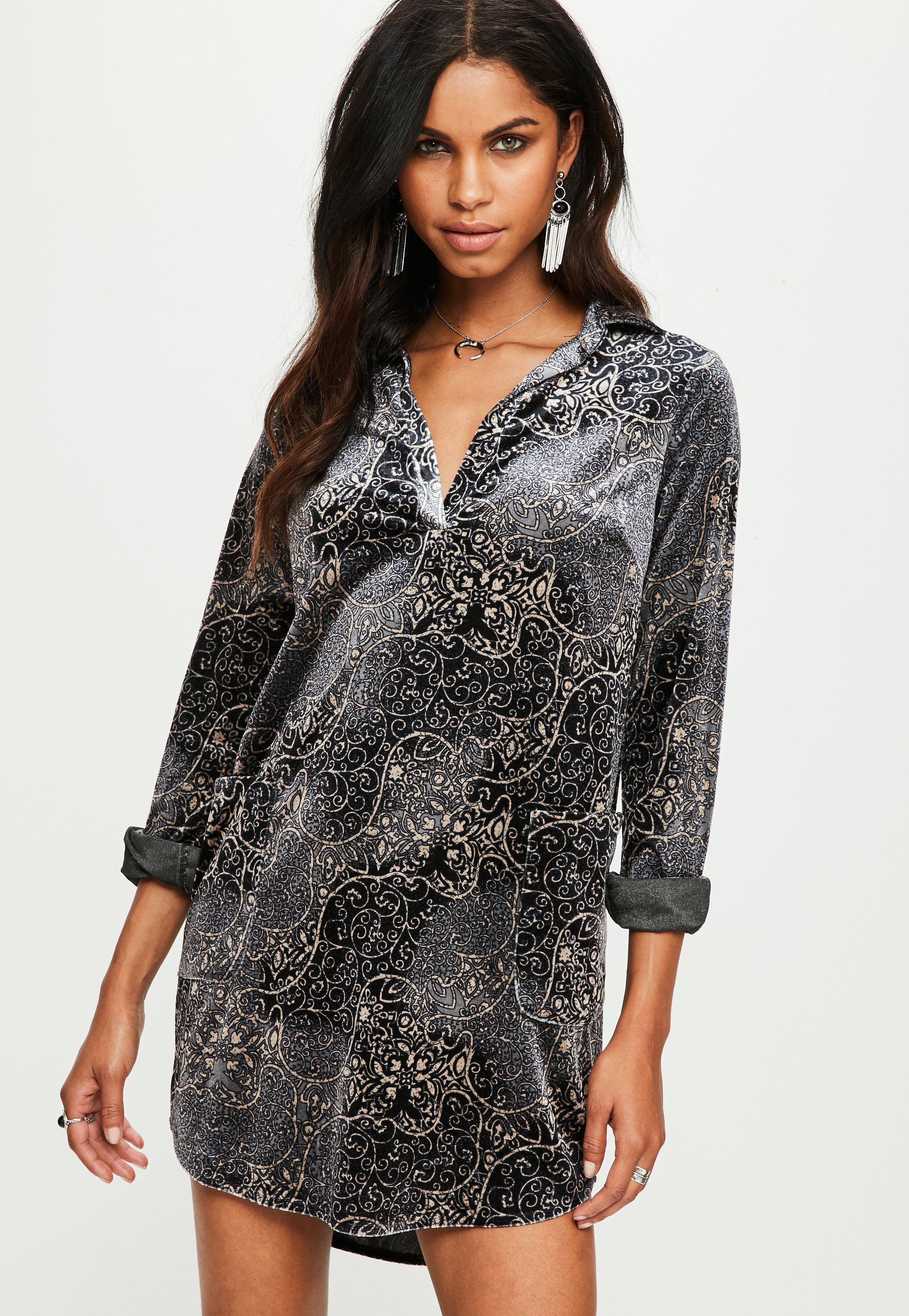 Plunge Dresses | V Neck & Low Cut Dresses - Missguided