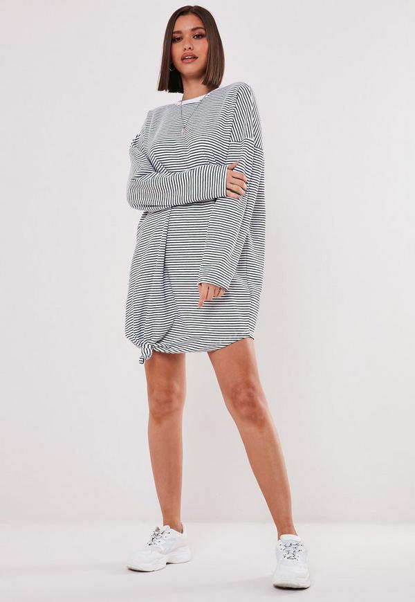 White Sweater Dress Plus Size