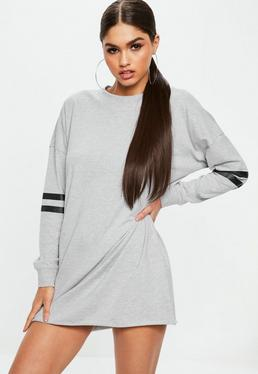 Day dresses women 39 s daytime dresses missguided for Sporty t shirt dress