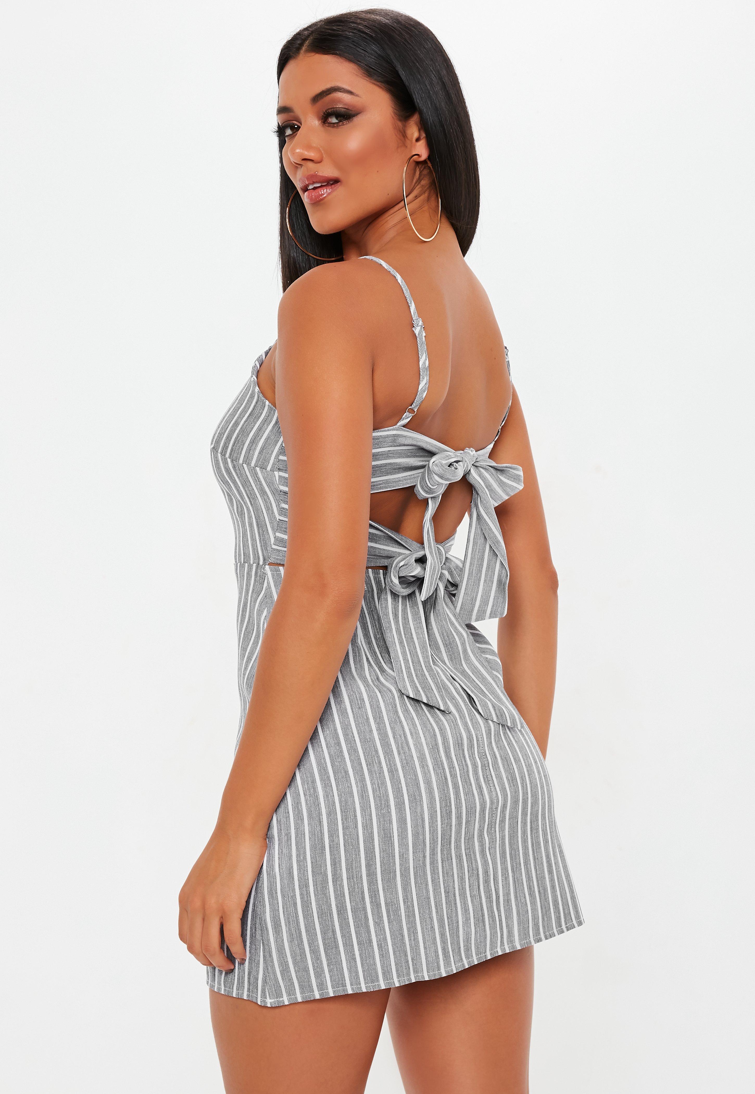 bf801ec548 Wyjątkowy Sukienki z Odkrytymi Plecami - Missguided SA-59