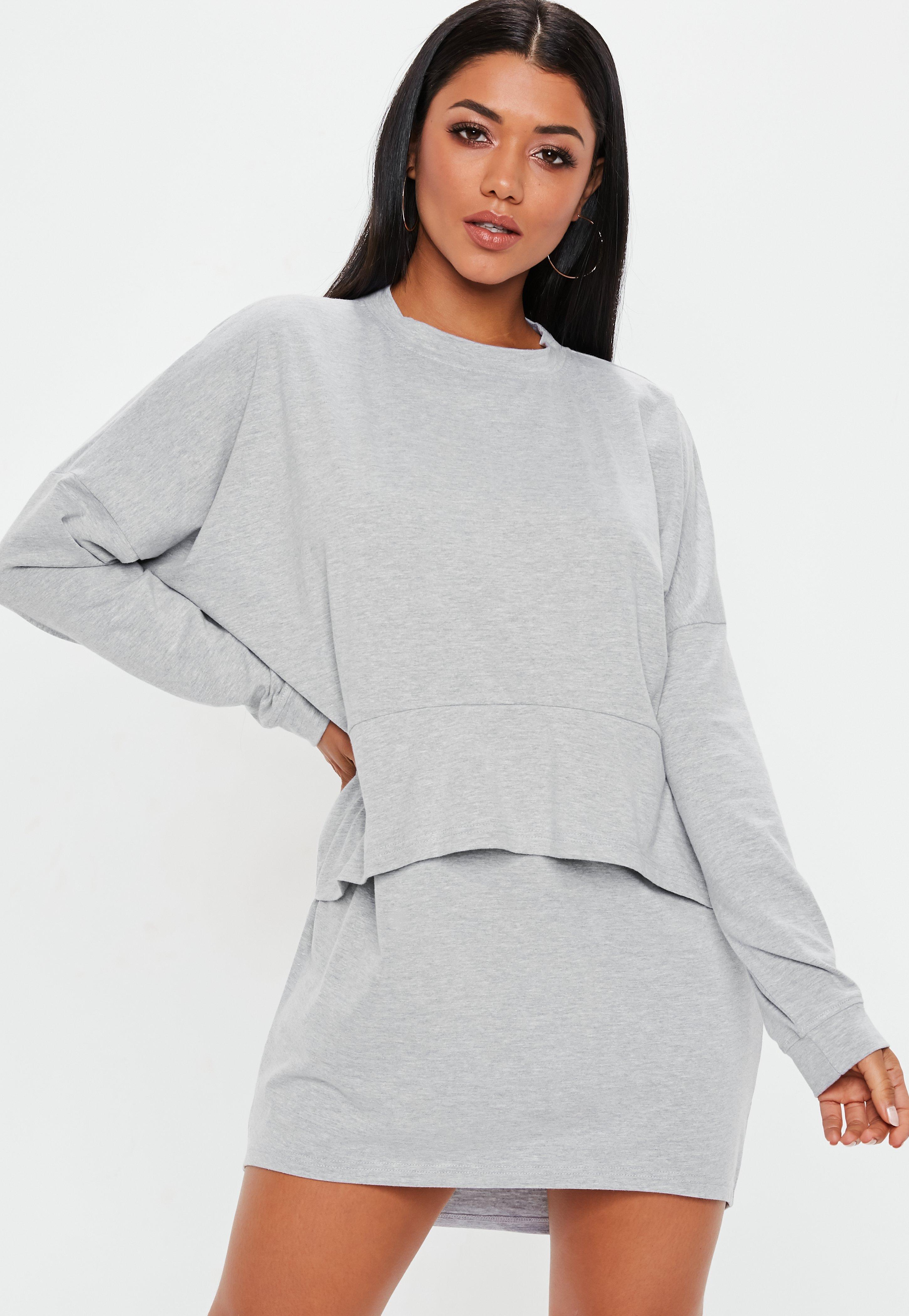 45ff6a250bce3 Dresses Navy Oversized Jersey Overlay T Shirt Dress