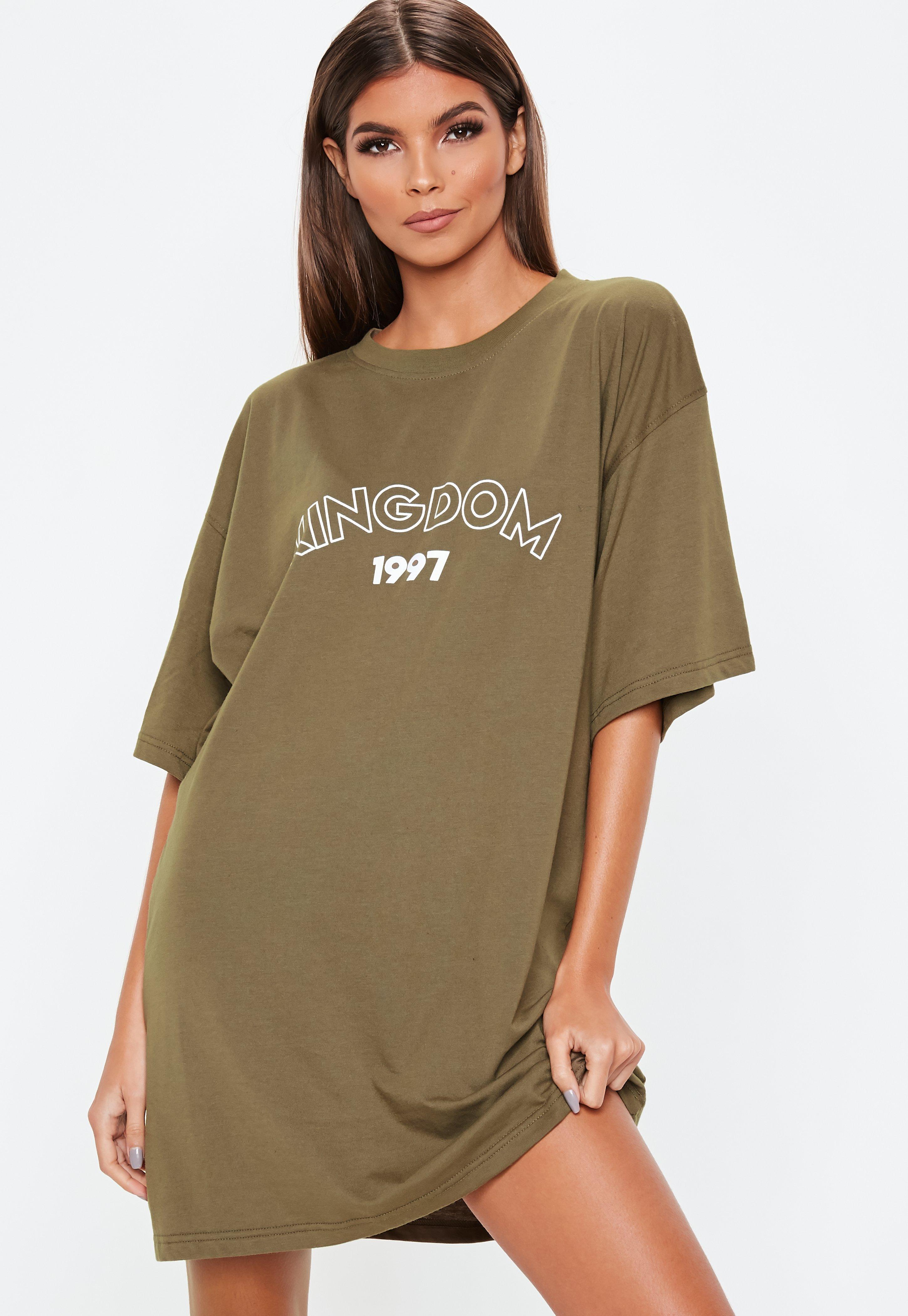 16a0415910a9f4 Khaki Dresses | Shop Khaki Dresses Online - Missguided