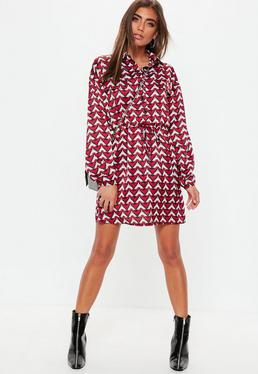 824da16084eb Tie Waist Dresses