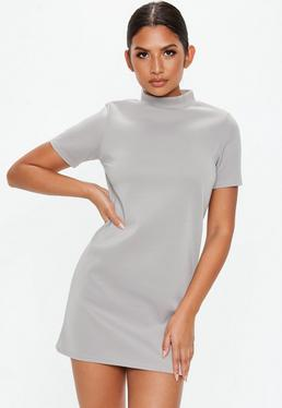 Light Grey Dress