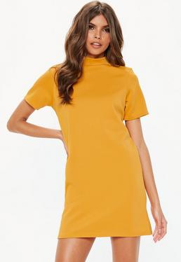 High Neck Dresses 2b61239bd