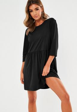 a0ee8a55b3ad Black Long Sleeve Dresses