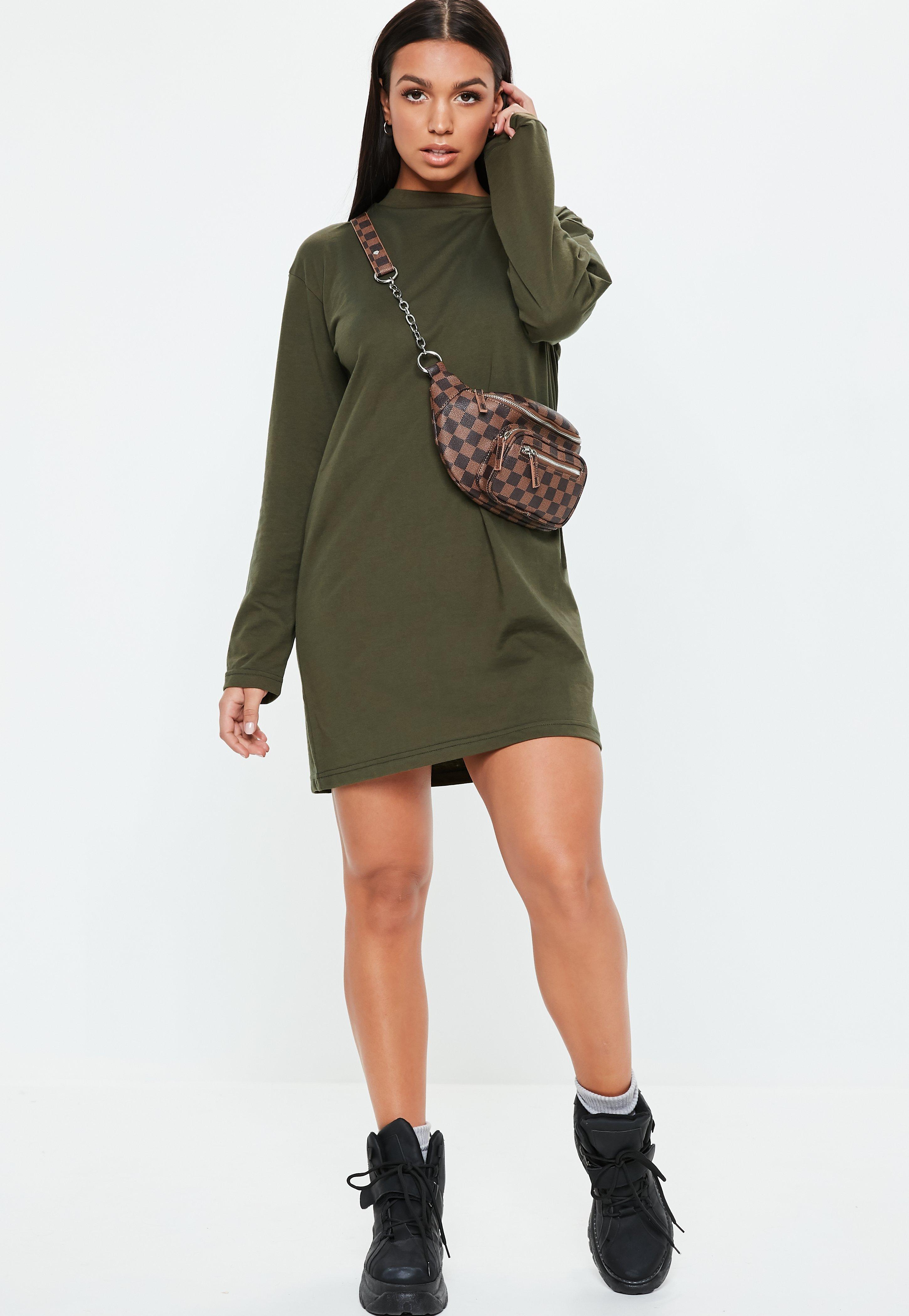 be2cf7cf2e02 Khaki Dresses
