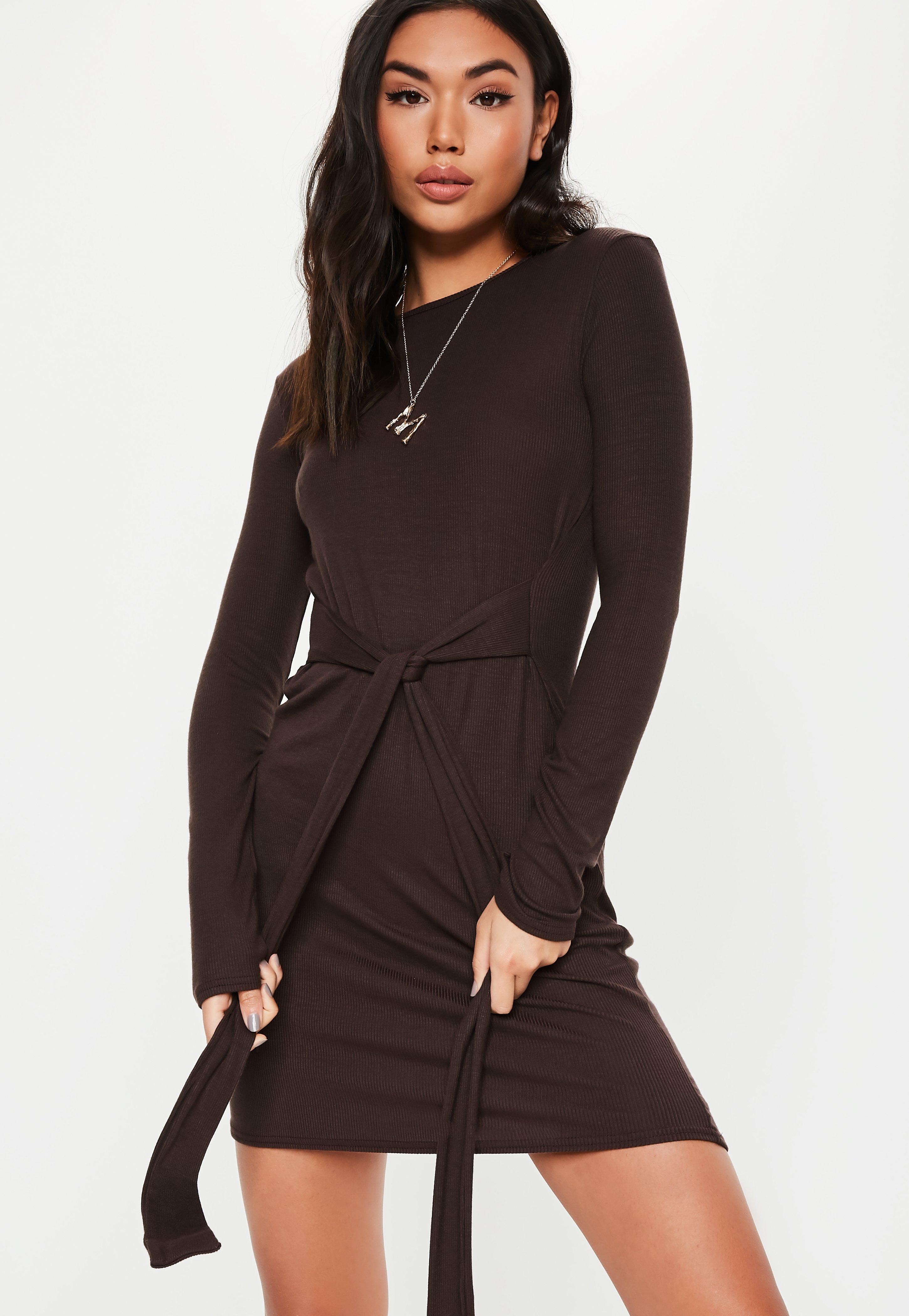 Robe t-shirt   Robe tee shirt   imprimée femme - Missguided 9c375769ab1