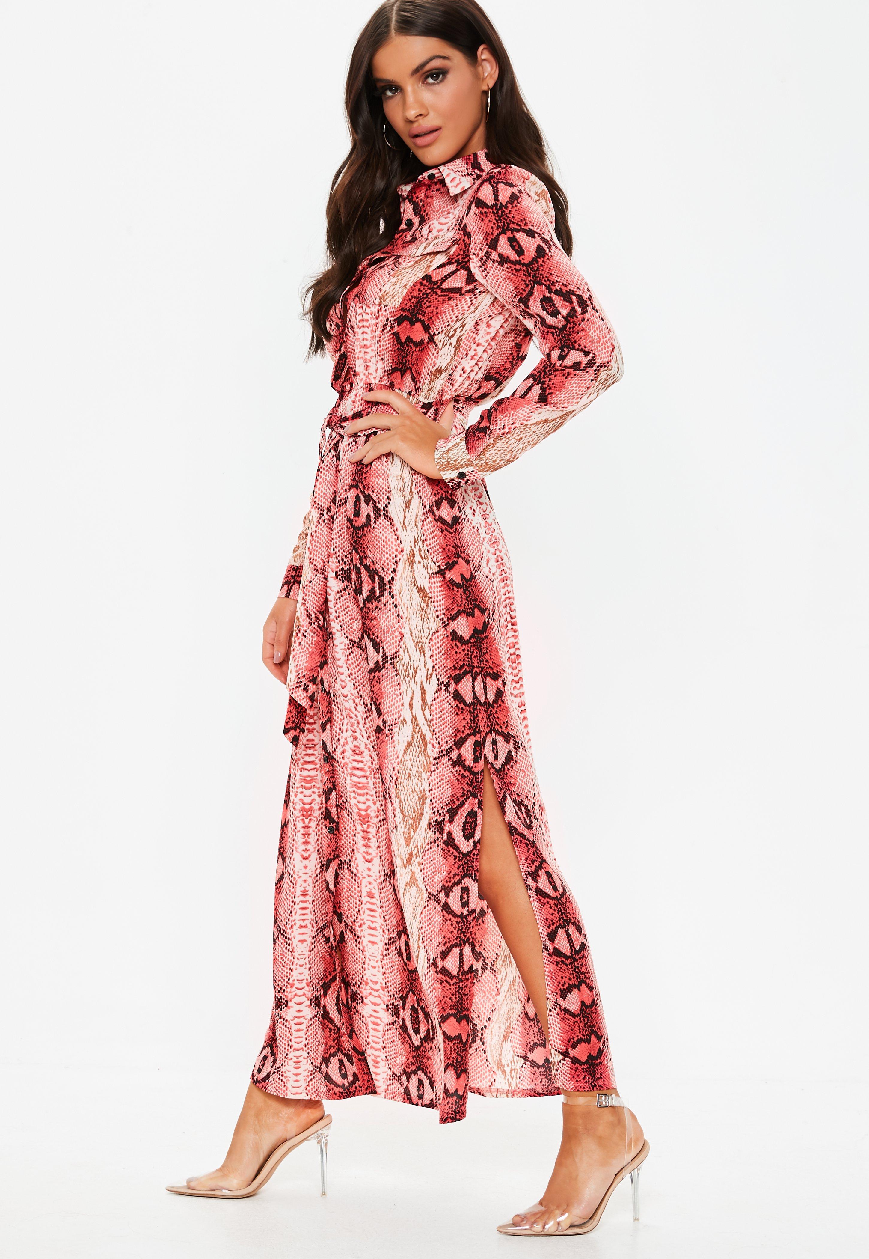Maxi Dresses Long Flowy Dresses Missguided