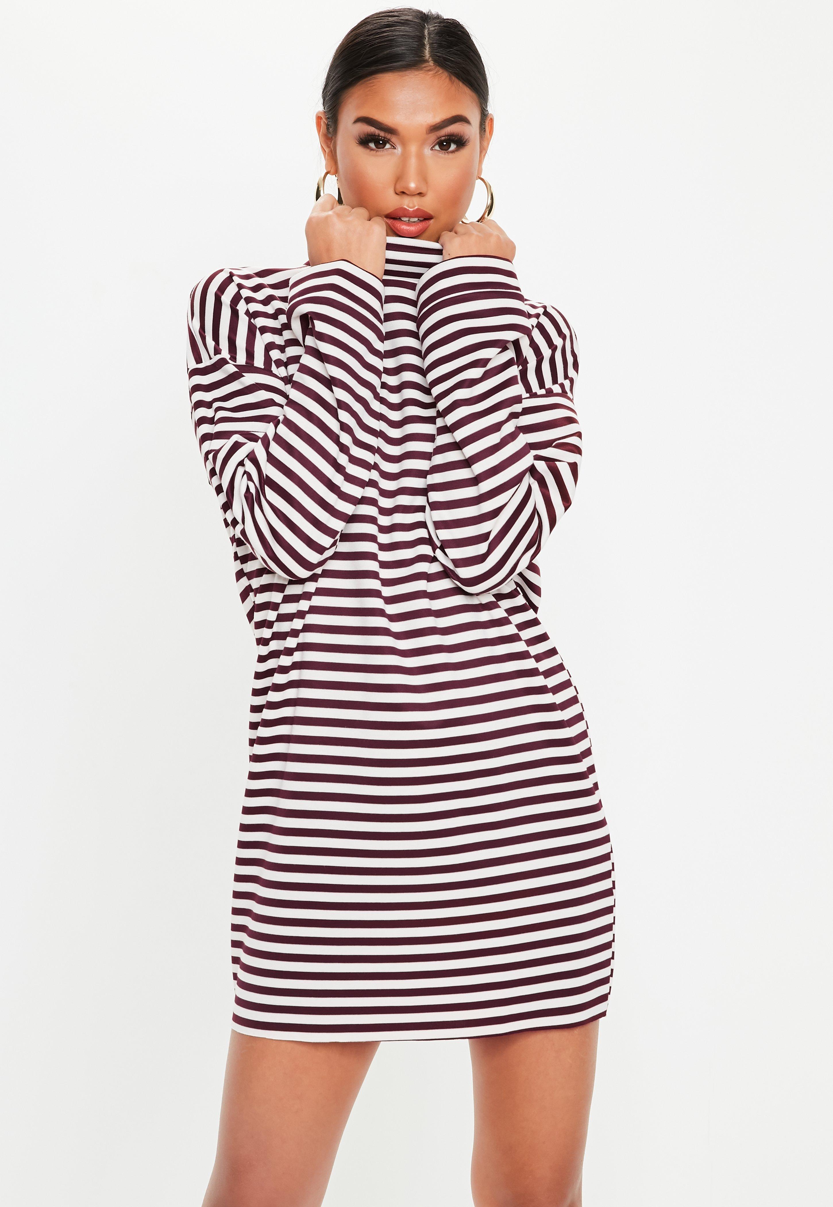 Langärmlige Kleider - Kleider für Damen - Missguided DE 80d1689294