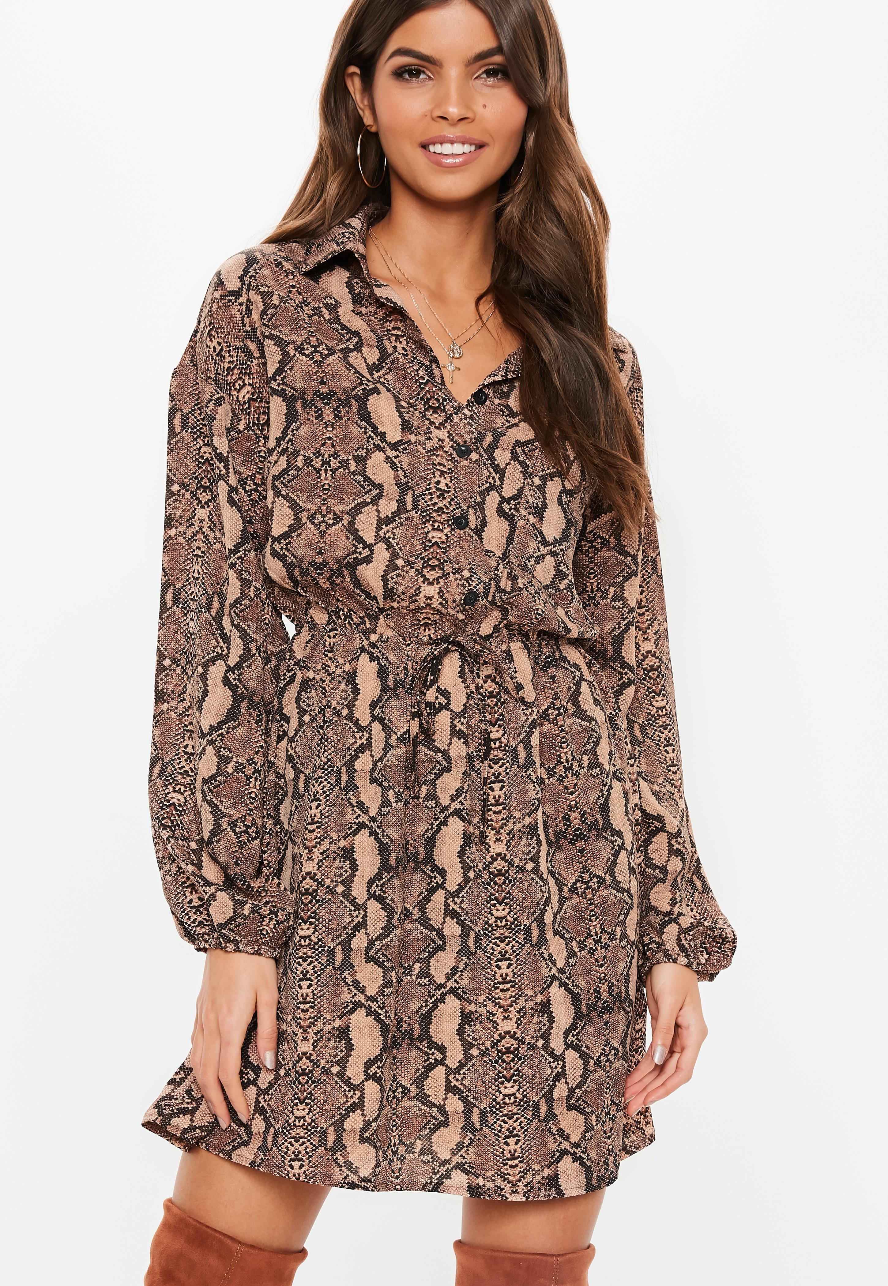 d5416c4e9d449 Robe-chemise   Robe-chemisier femme - Missguided