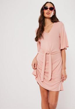 056f7c4512 Sukienki z Dekoltem W Serek - Missguided PL