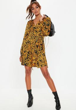 455dbad5060d Wrap Dresses | Wrap dress & Tie Waist Dresses - Missguided