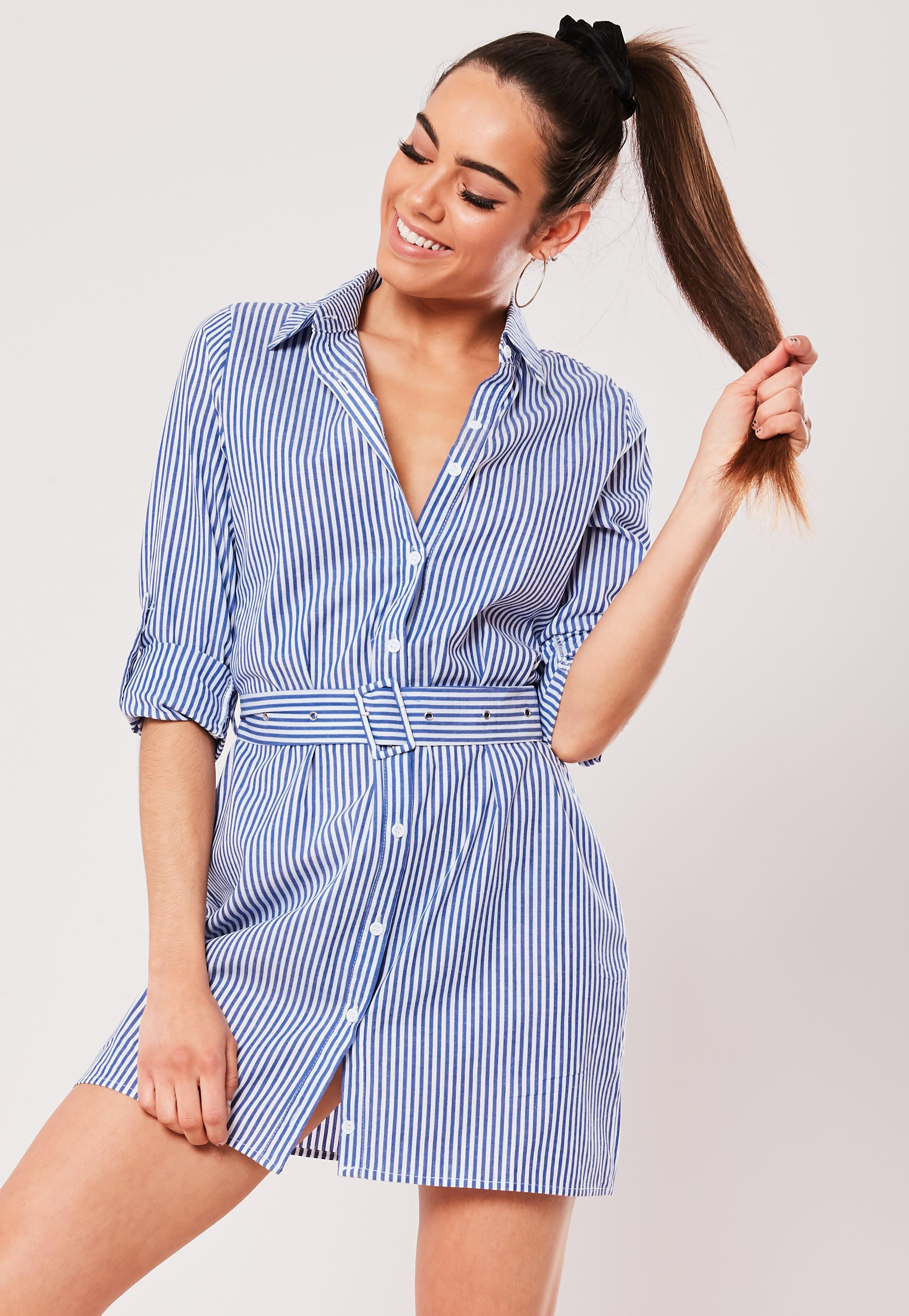 9f809840aeb Shirt Dresses
