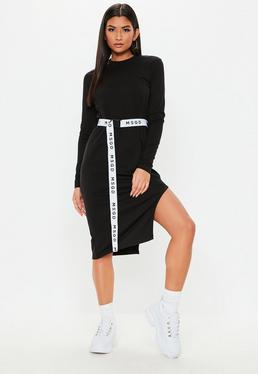 6527e88a Jersey Dresses - Missguided