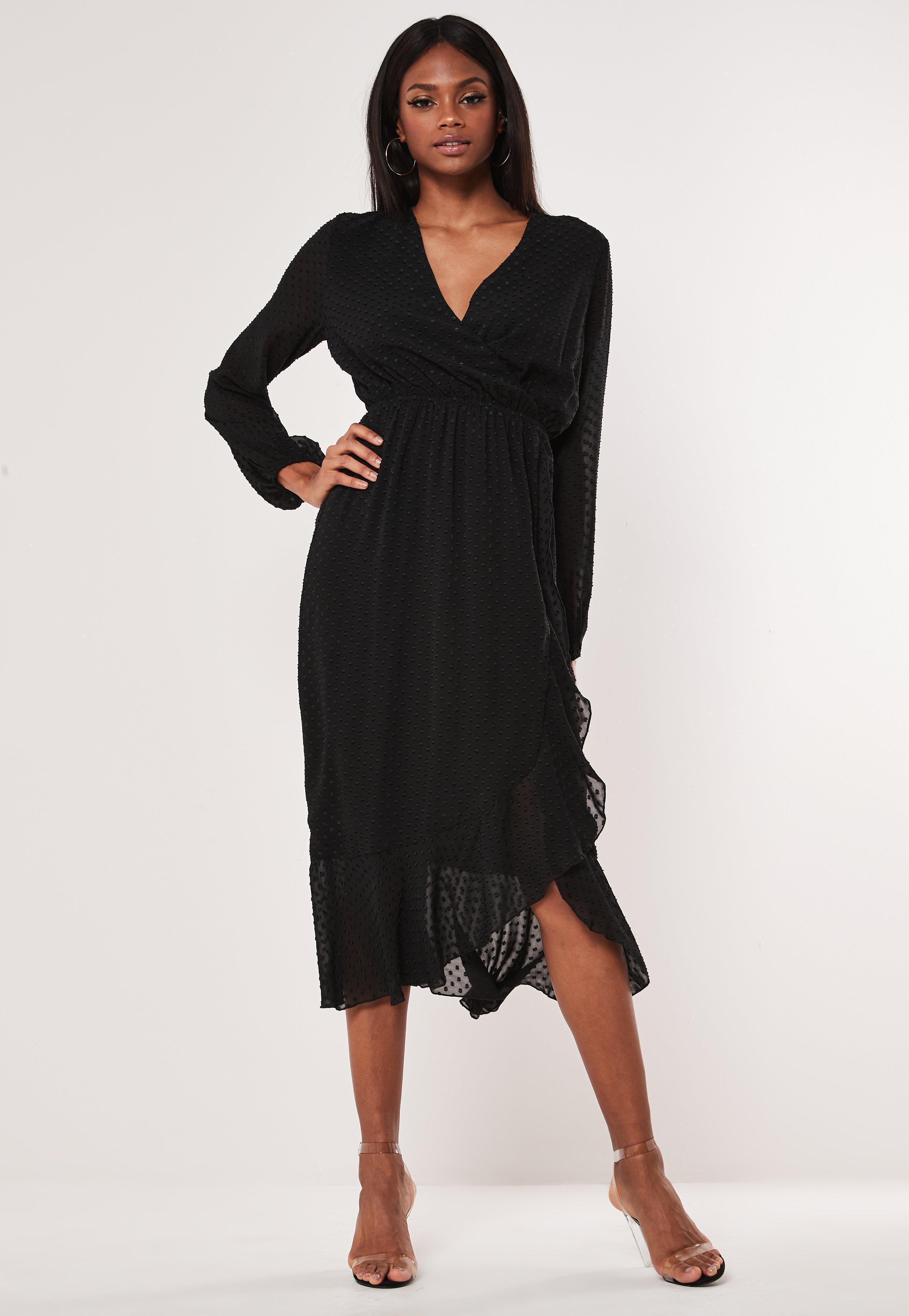 60aaba2047f32 V Neck Dresses