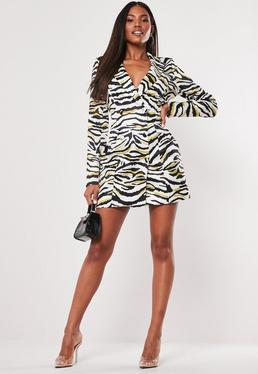 644bbe77a Animal Print Clothing | Snake & Leopard Print Dresses - Missguided