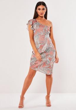 702e62903f One Shoulder Dresses- Shop One Sleeve Dresses