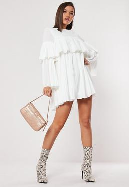 1a0a96ef5f Swing Dresses | Shop Floaty Dresses - Missguided