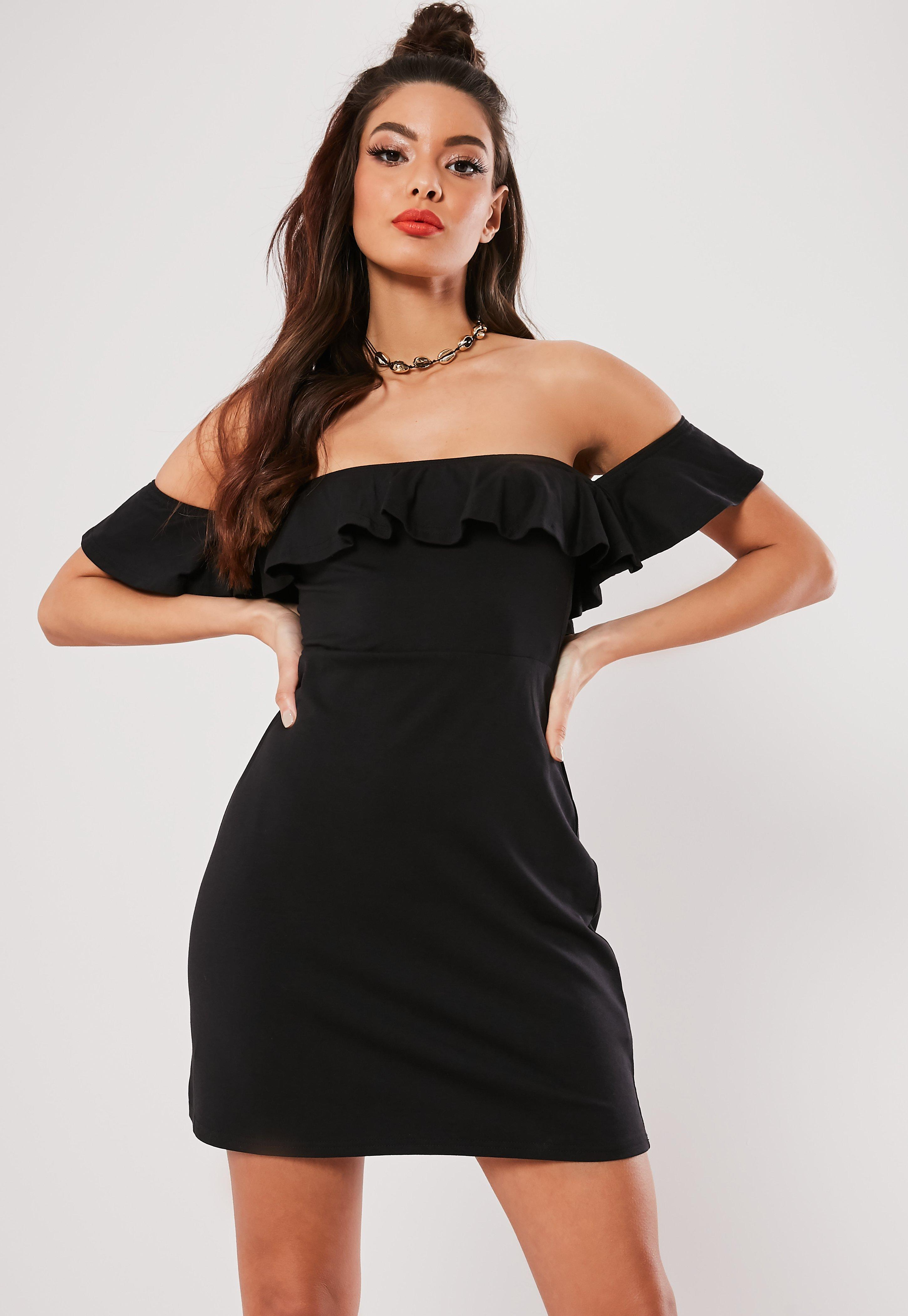 Off the Shoulder Dresses - Bardot Dresses Online  249692aca