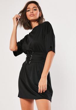 1426a88e1feb0 T-Shirt Dresses | Printed & Slogan Dresses - Missguided