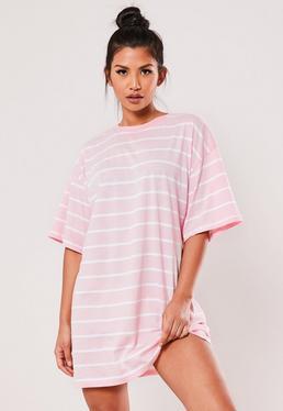 78f6e8cf T-Shirt Dresses | Printed & Slogan Dresses - Missguided Australia