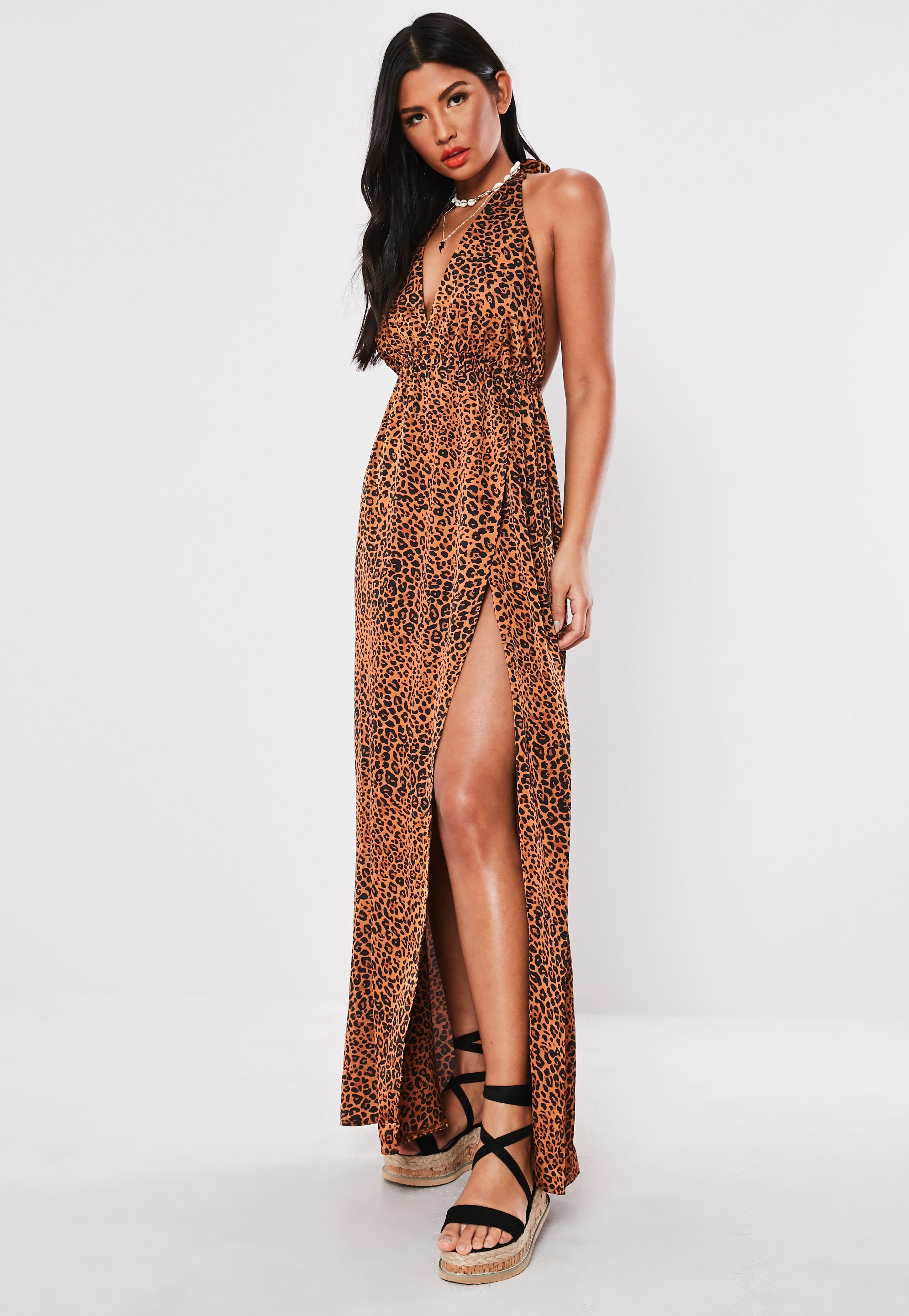 c597dde3194d Maxi Dresses | Long Dresses with Slits Online - Missguided