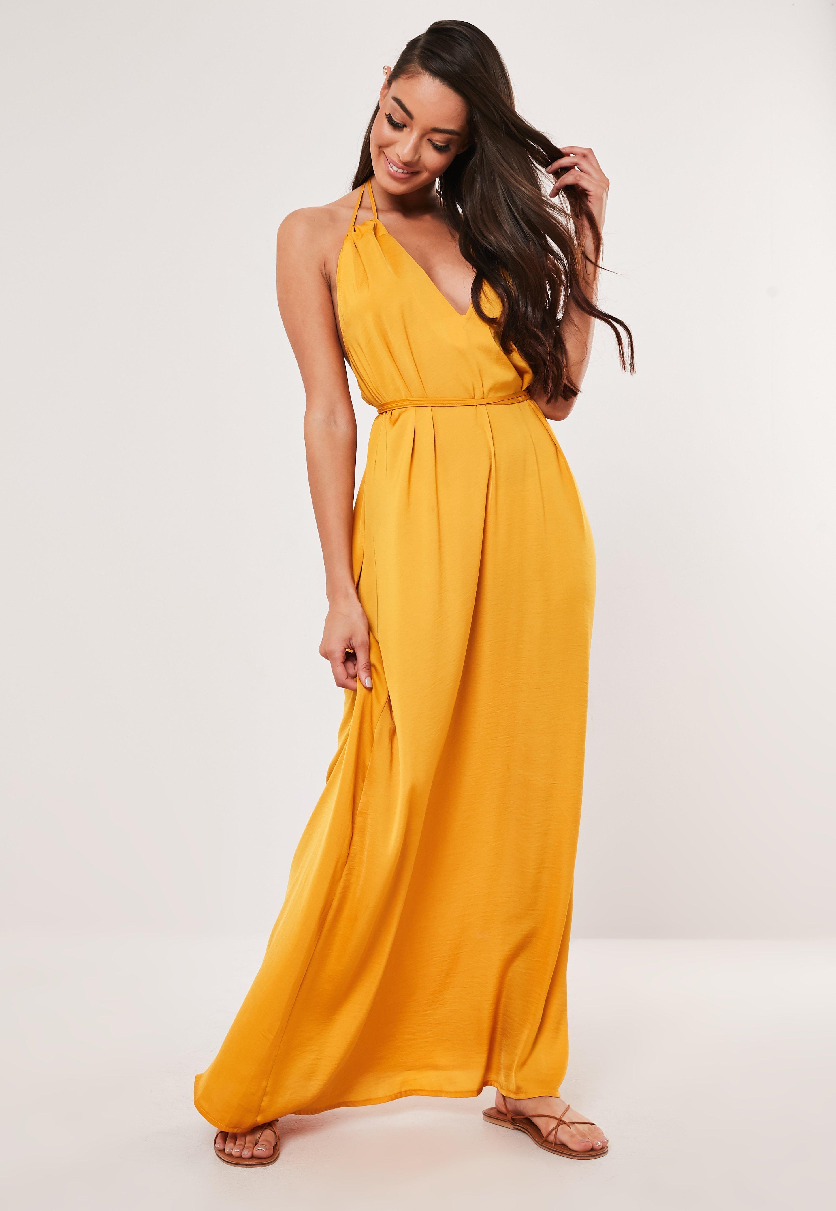 d0386fb710d82 Maxi Dresses | Long & Flowy Dresses - Missguided
