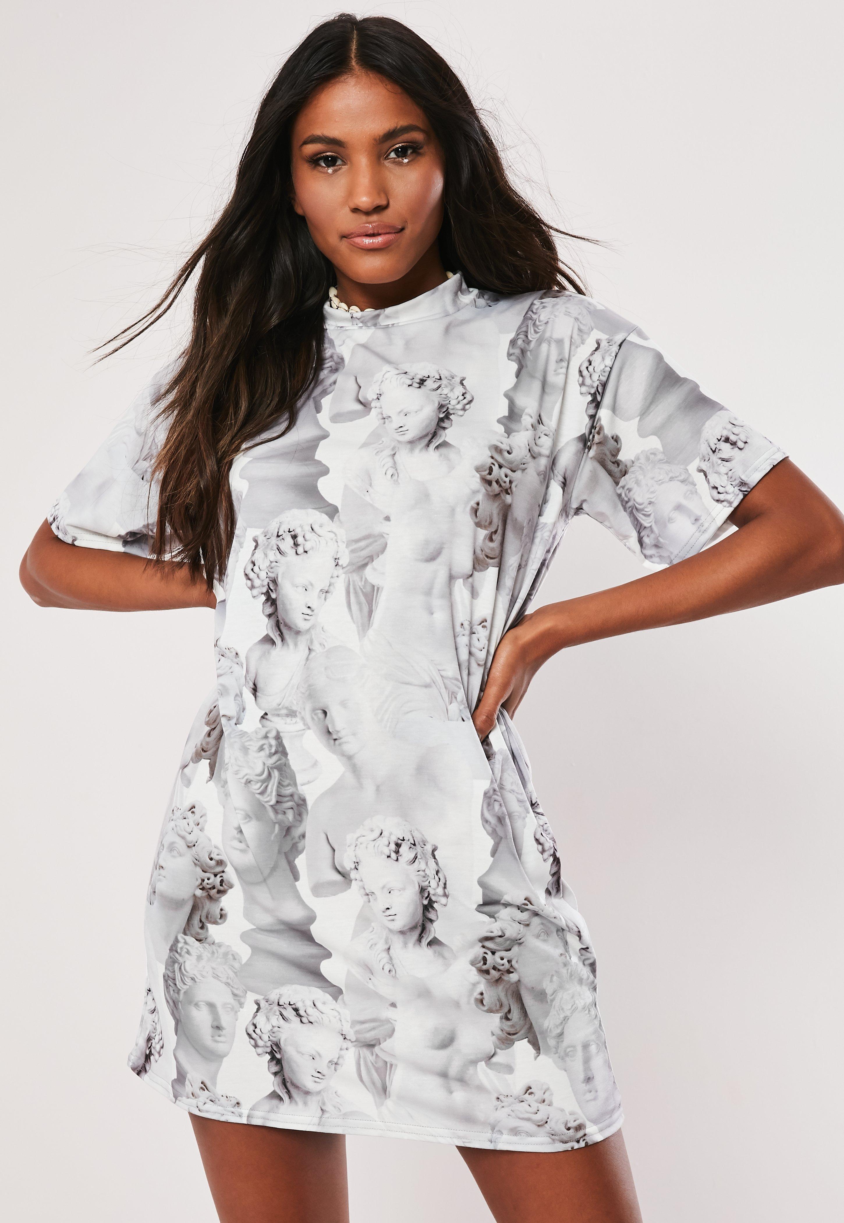 23689daed4c4 T-Shirt Dresses