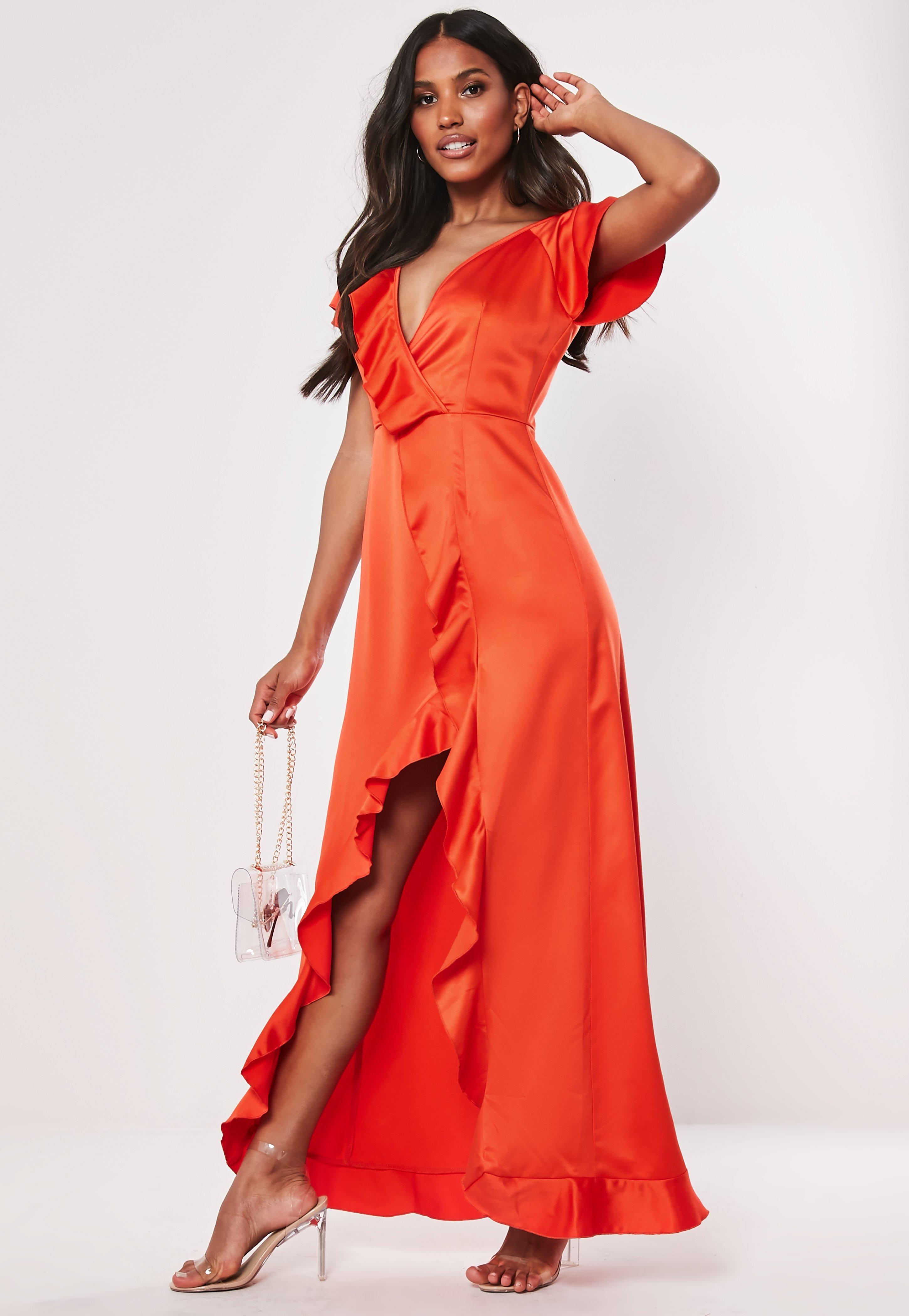 72501b9e53 Vestidos con escote en V