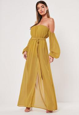 b921489703 Maxi Dresses | Long & Full Length Dresses- Missguided Ireland