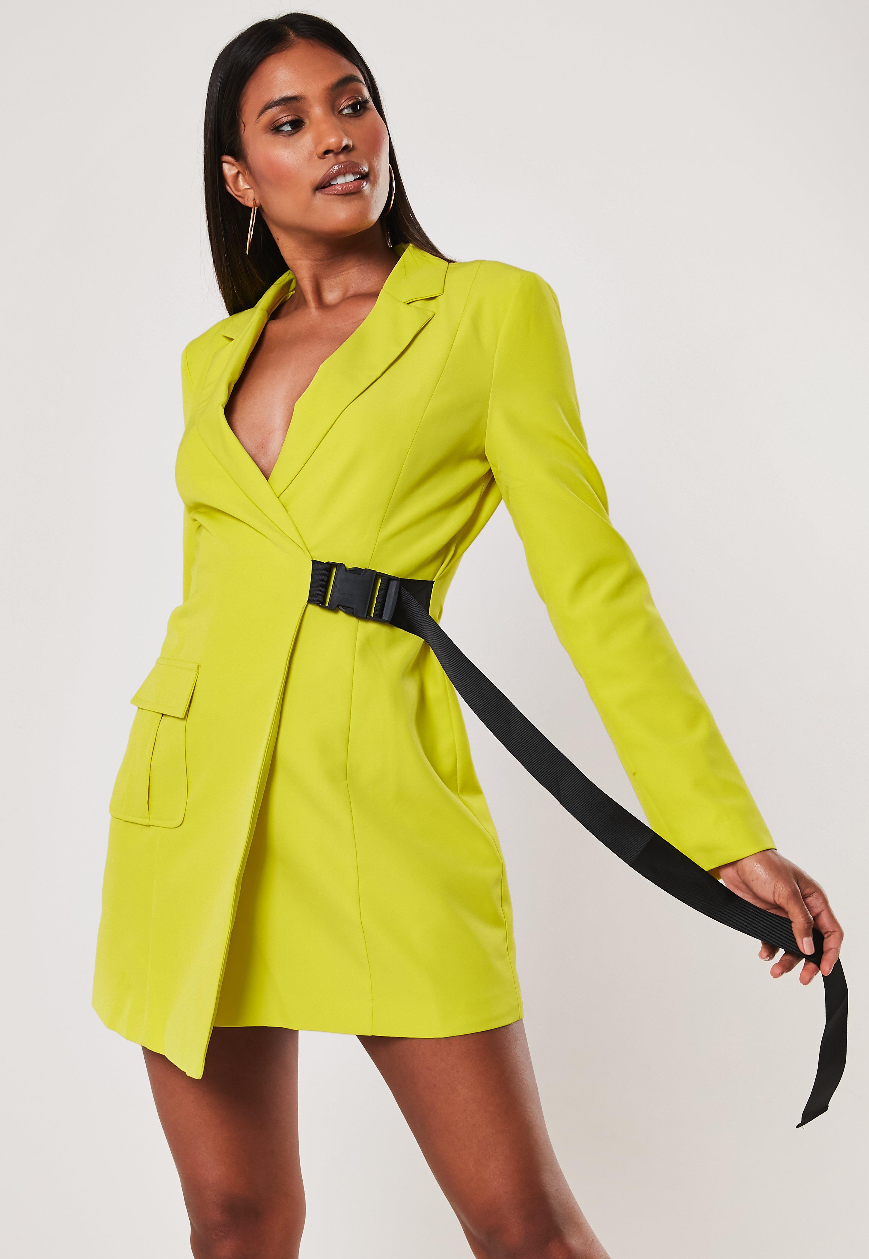 fffad3f4b49 Blazer Dresses | Shop Tuxedo Dresses - Missguided