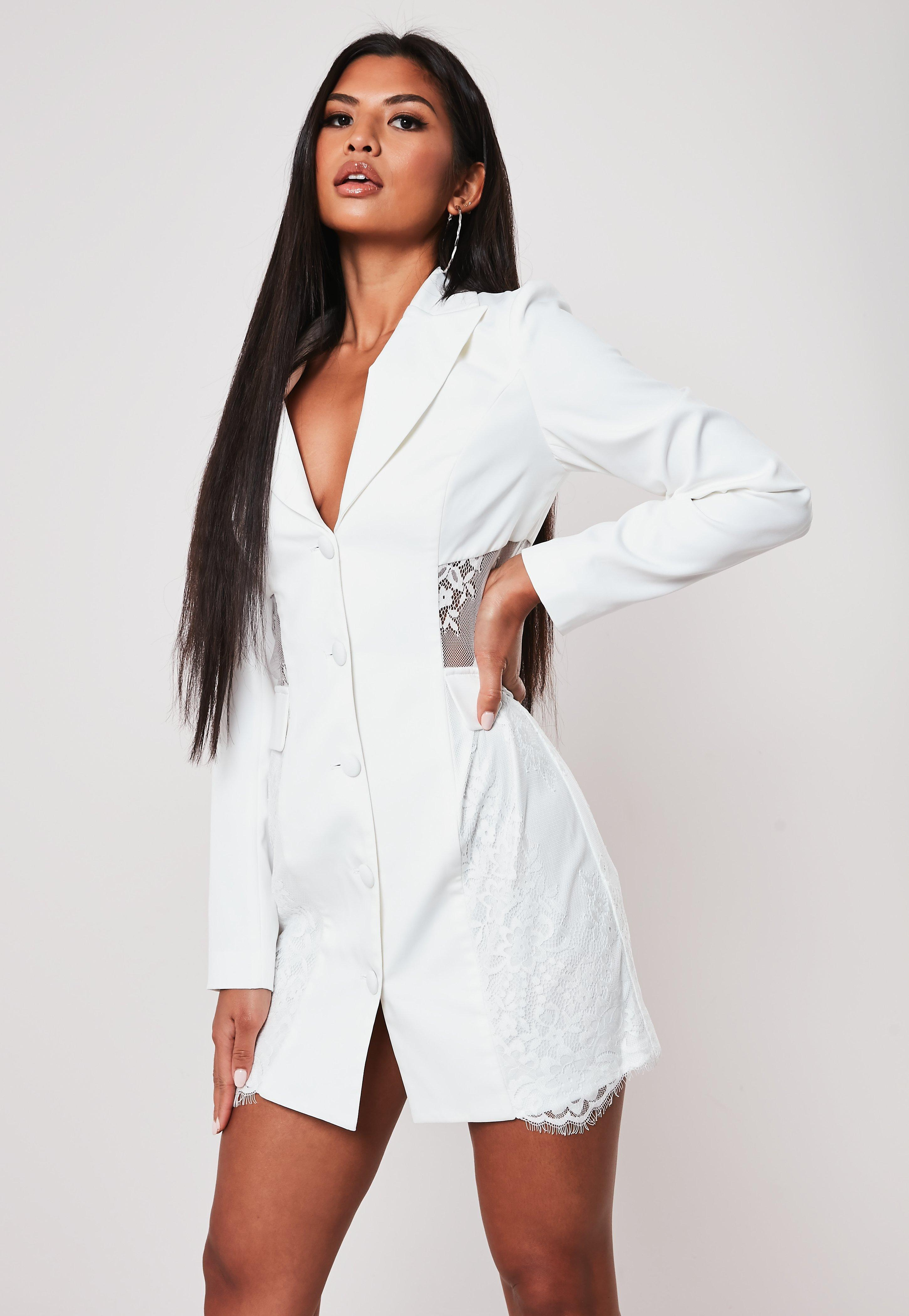 a4facc9c167f Lace Dresses | White, Red & Black Dresses - Missguided