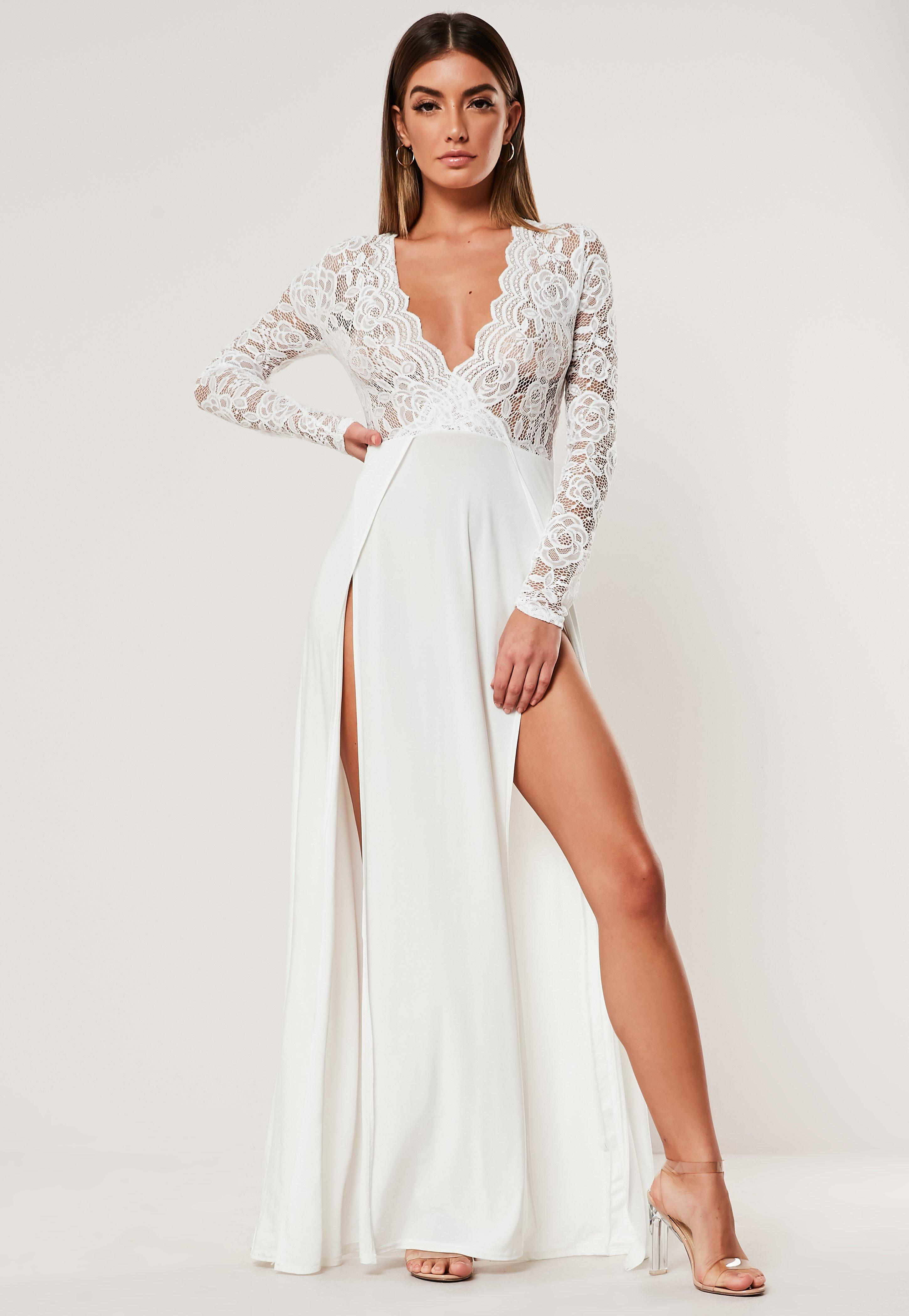 aa0d5177 Wrap Dresses | Wrap dress & Tie Waist Dresses - Missguided