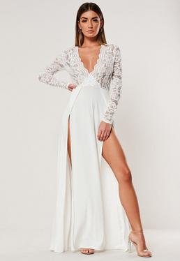 2b35f824fc4af Maxi Dresses   Long Dresses with Slits Online - Missguided