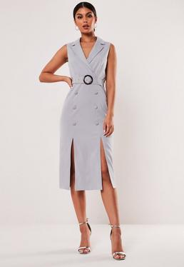 de75a039e9fa Blazer Dresses - Women's Tuxedo Dresses Online | Missguided