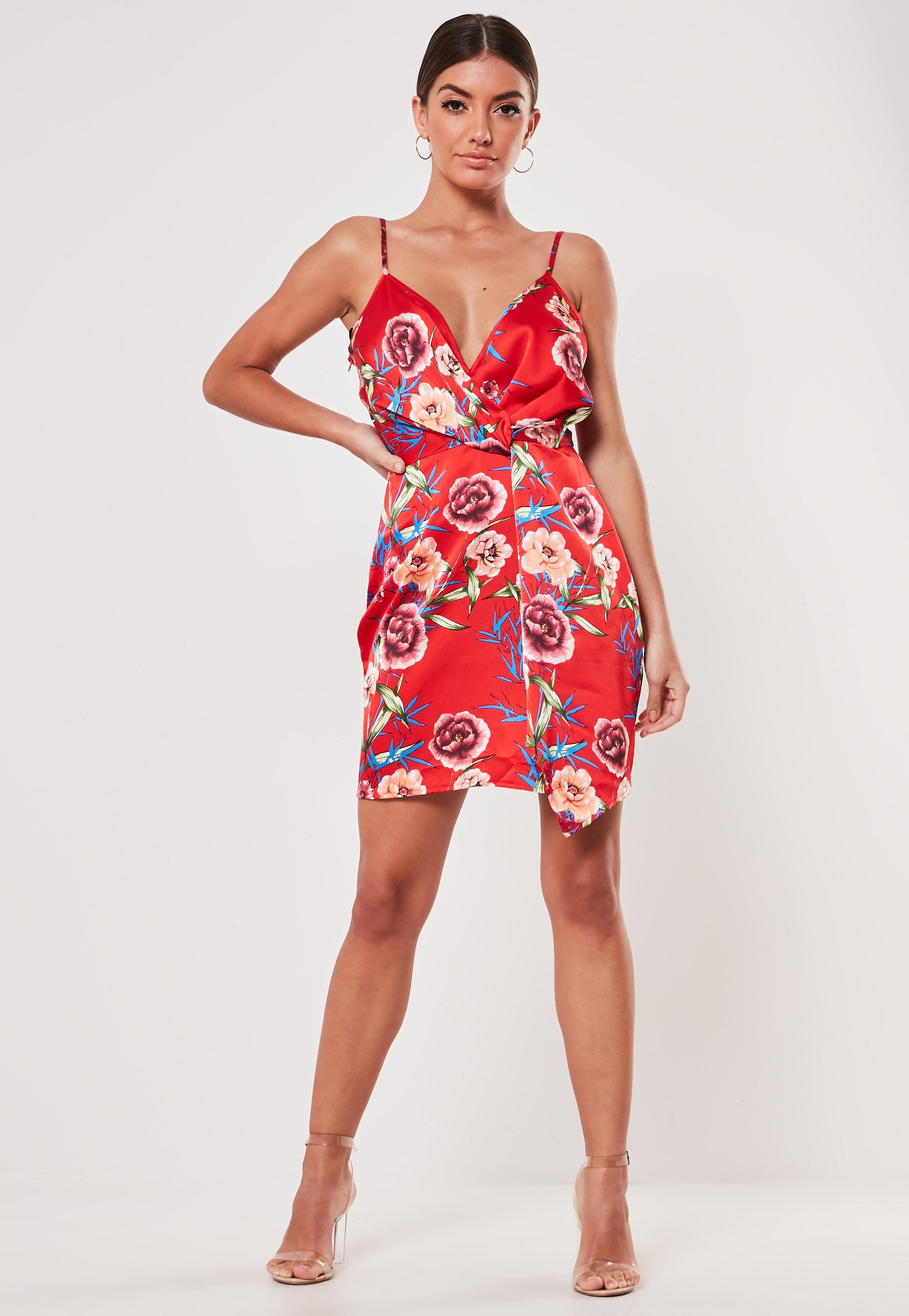 0f887b41305 Slip Dresses