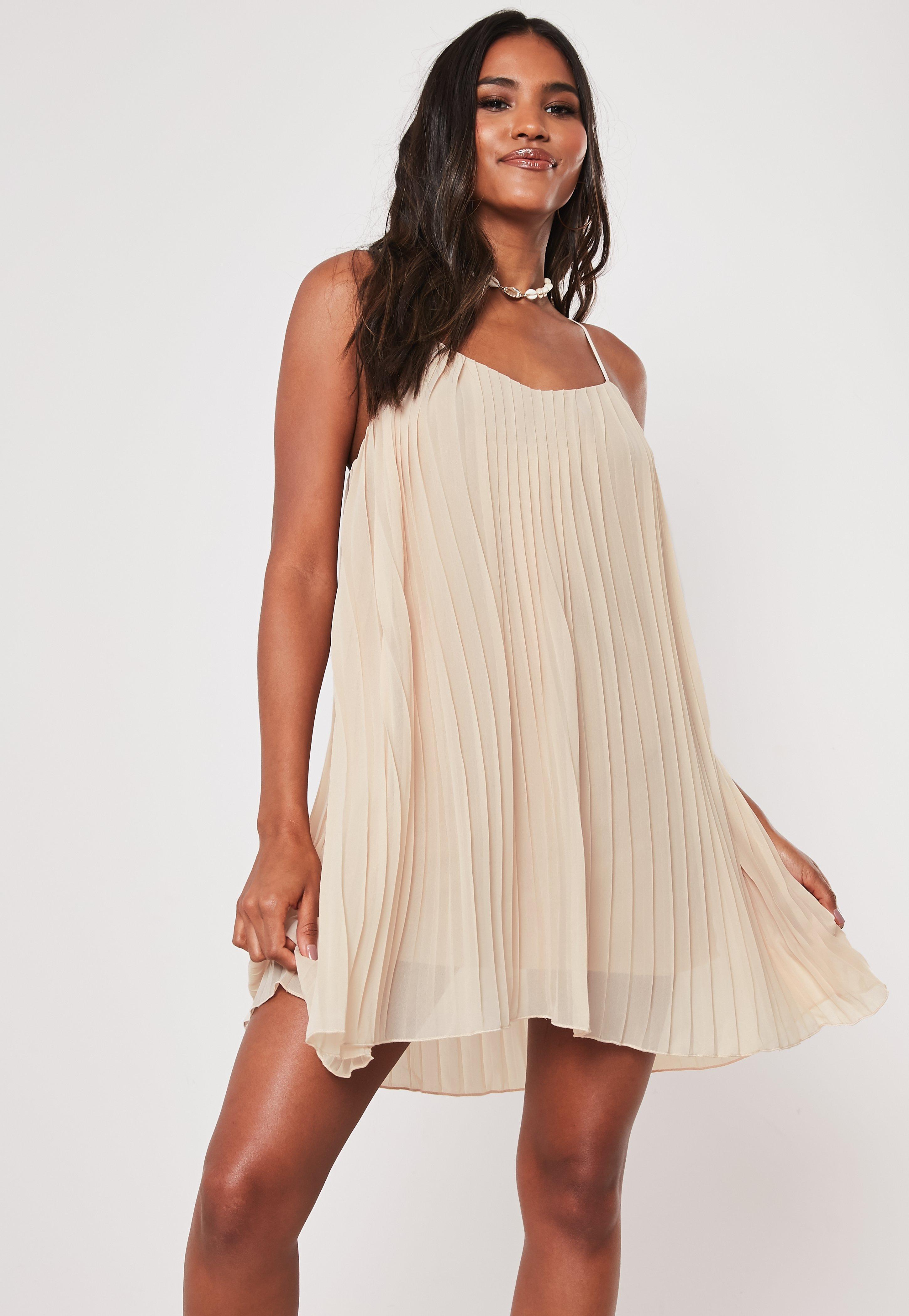 28e08584e9284 Nude Dresses   Beige & Camel Dresses - Missguided
