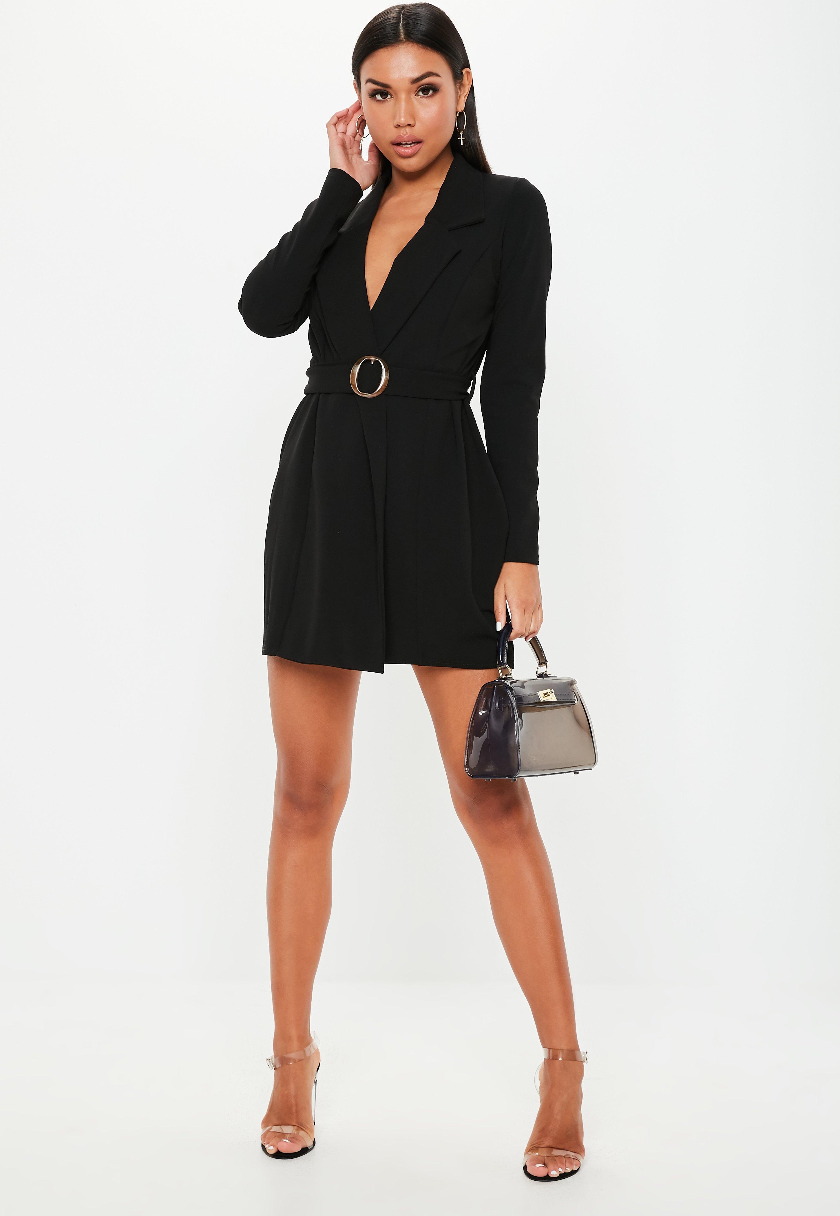 6f1a0b5c7b3ba Blazer Dresses   Tuxedo Dresses Online - Missguided