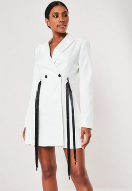47037032929dc Blazer Dresses | Shop Tuxedo Dresses - Missguided