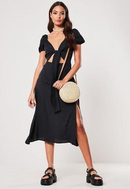 0ef29260e8bd Skater Dresses - Full Skirted Fit & Flare Dresses   Missguided