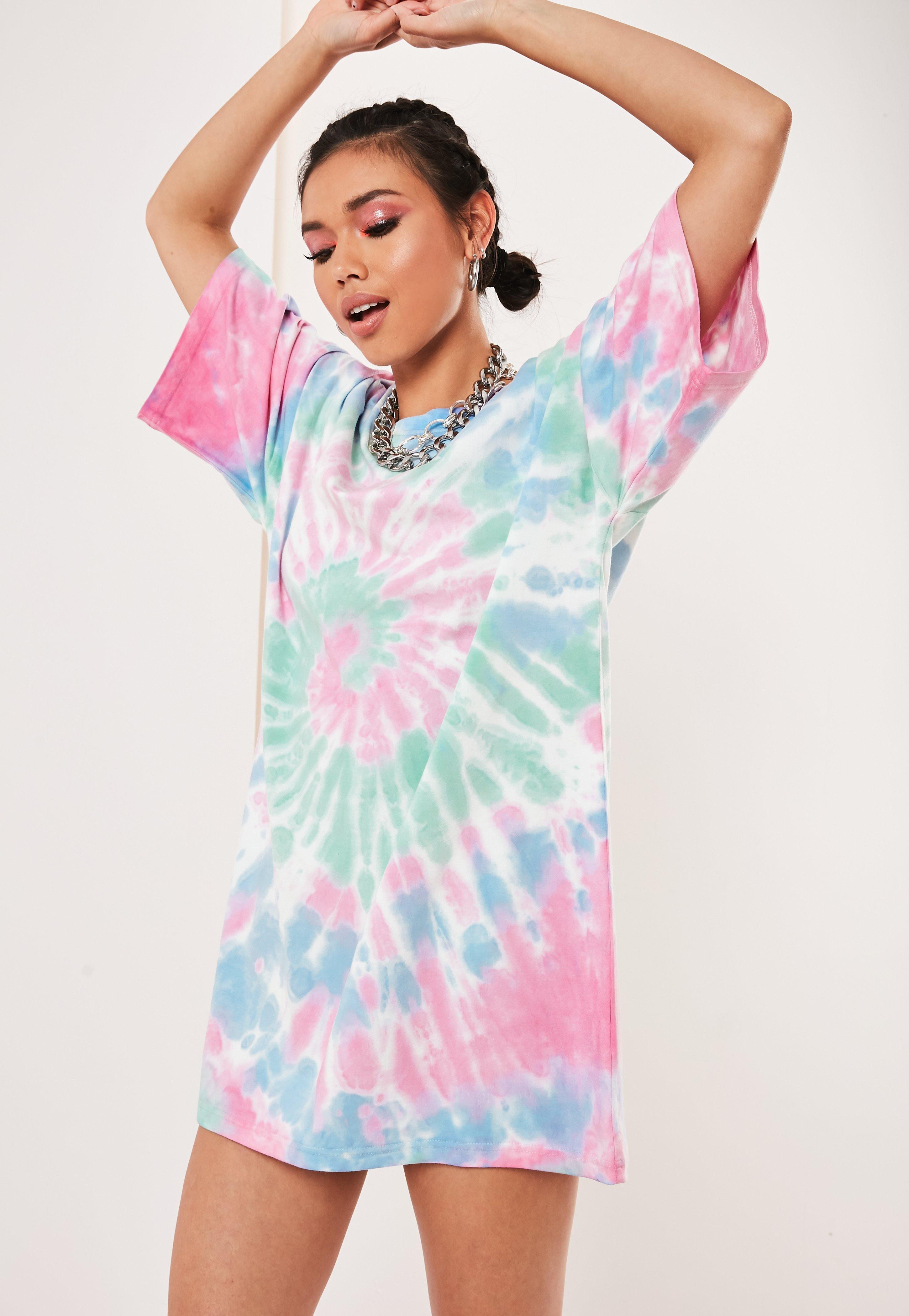bbb4306117 Tie Dye | Cute Tie Dye Shirts | Tie Dye Dress | Missguided