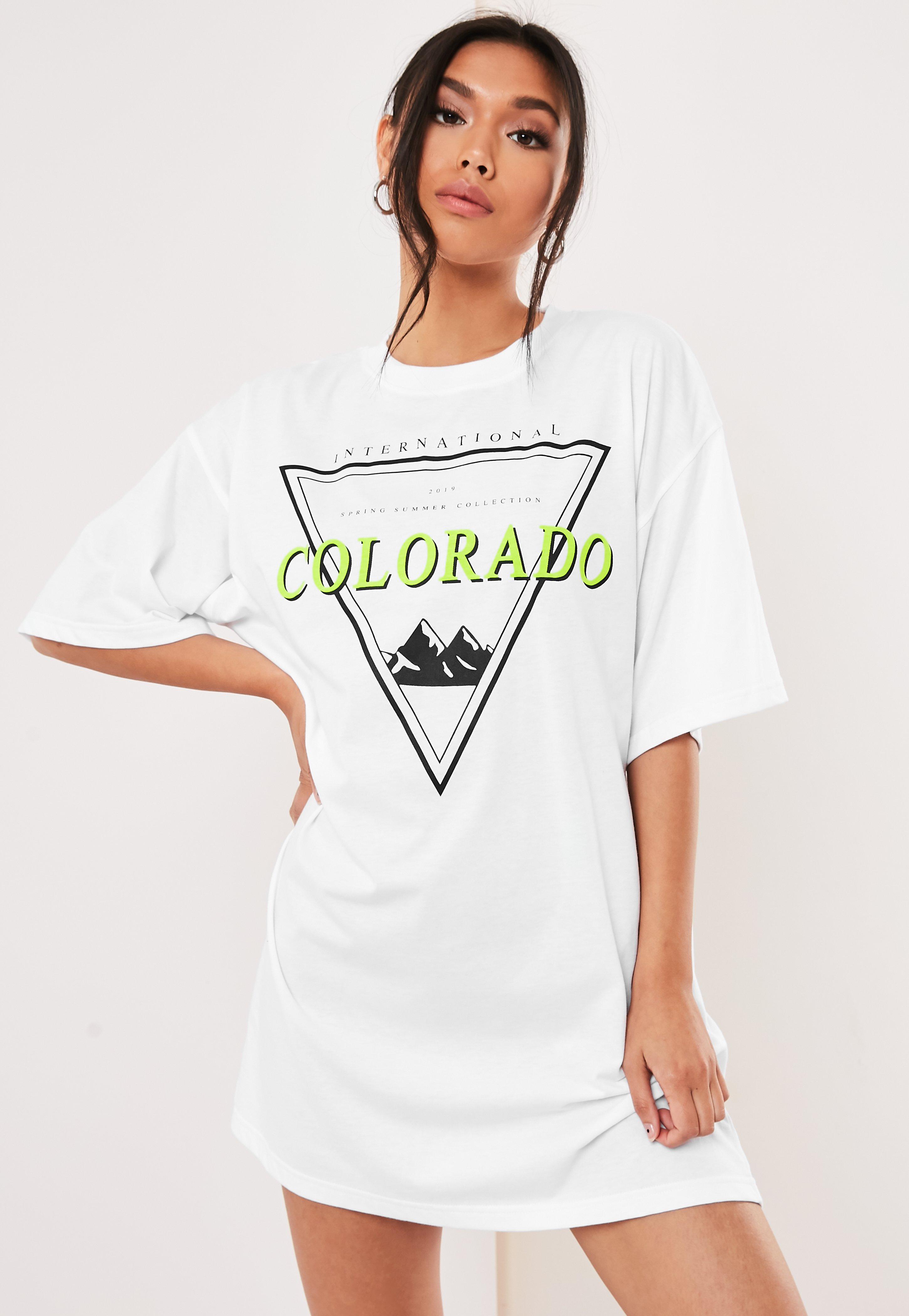 d251601f4 T-Shirt Dresses