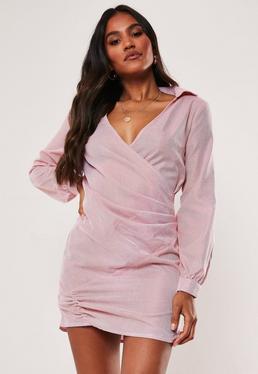 c2a3e10149a Shirt Dresses | Button Shirt Dresses - Missguided