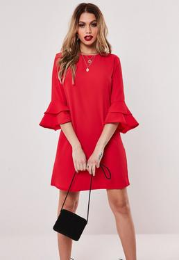 7aa4784cfd92b Red Shift Dresses | Women's Red Shift Dresses Online - Missguided